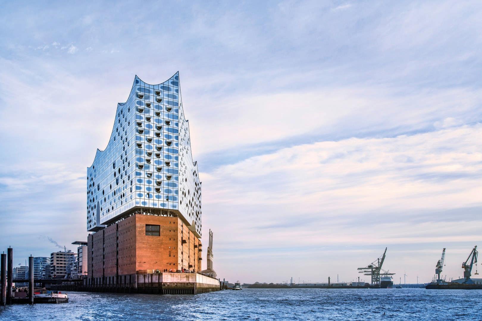 Illbruck, Elbphilharmonie w Hamburgu