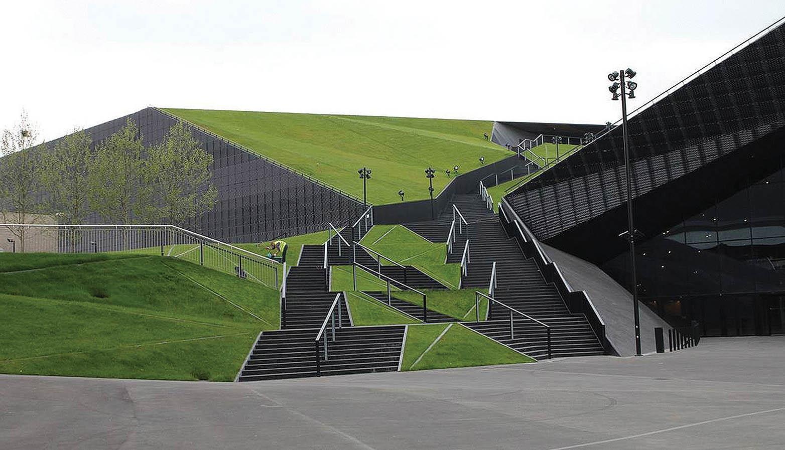 Międzynarodowe Centrum Kongresowe wKatowicach © GCL